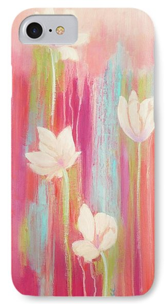 IPhone Case featuring the painting Simplicity 2 by Irene Hurdle