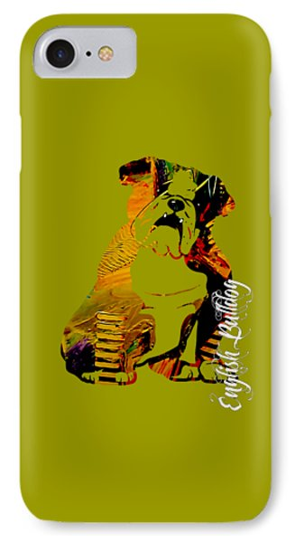English Bulldog Collection IPhone Case by Marvin Blaine
