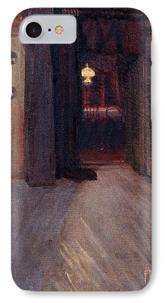 Entrance To Kalelas Dining Room IPhone Case by MotionAge Designs