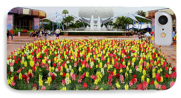 Epcot IPhone Case