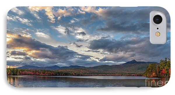 Evening At The Lake IPhone Case by Scott Thorp