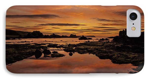 Evenings End IPhone Case by Roy McPeak