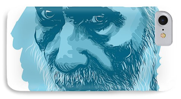 Eyes IPhone Case by Antonio Romero