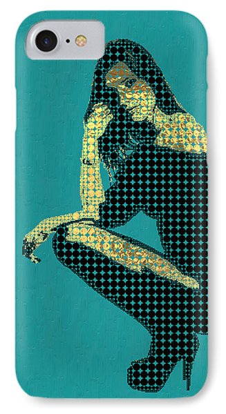 Fading Memories - The Golden Days No.2 IPhone Case