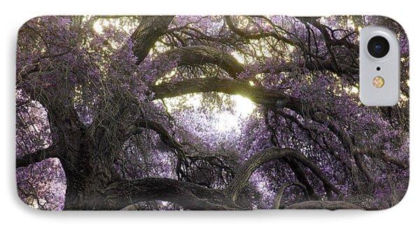 Fairy Tree Phone Case by Robert Ball