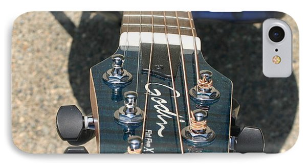 IPhone Case featuring the photograph Fall Melody by Marie Neder
