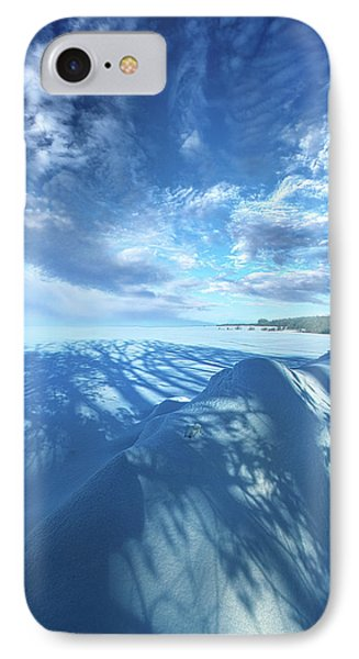 IPhone Case featuring the photograph Far And Away by Phil Koch