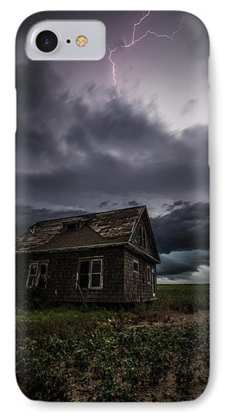 IPhone Case featuring the photograph Fear by Aaron J Groen