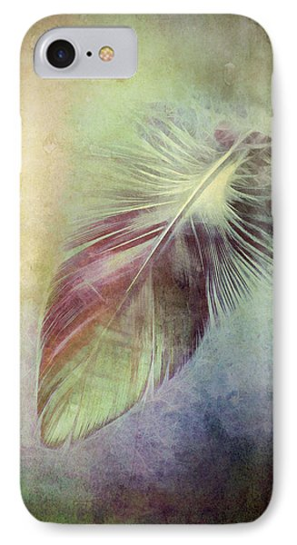 Feather IPhone Case by Ann Powell