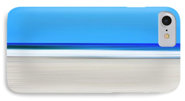 Feeling Blue IPhone Case by Joseph S Giacalone
