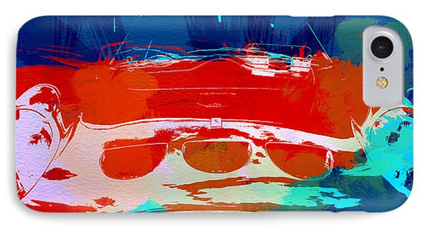 Ferrari Gto Phone Case by Naxart Studio