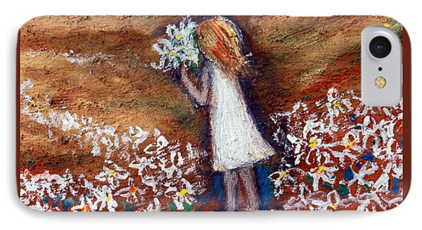 Field Of Flowers IPhone 7 Case