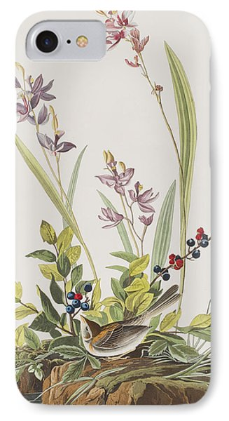 Field Sparrow IPhone Case