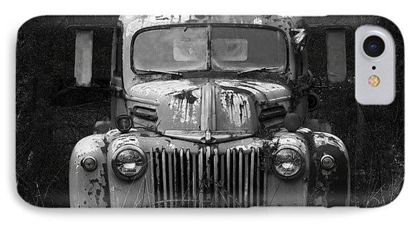 Fire Truck Phone Case by Ron Jones