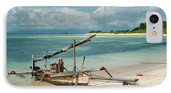 Fishing Boat IPhone 7 Case