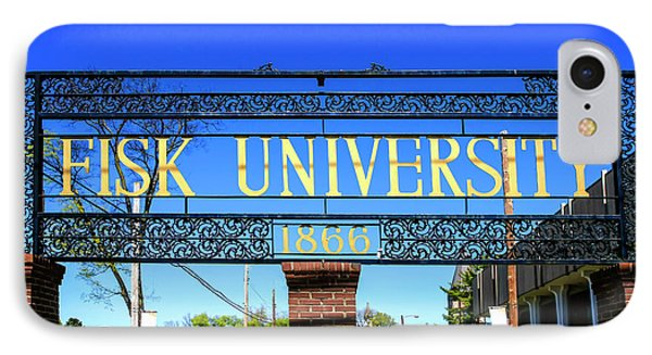Fisk University Nashville IPhone Case