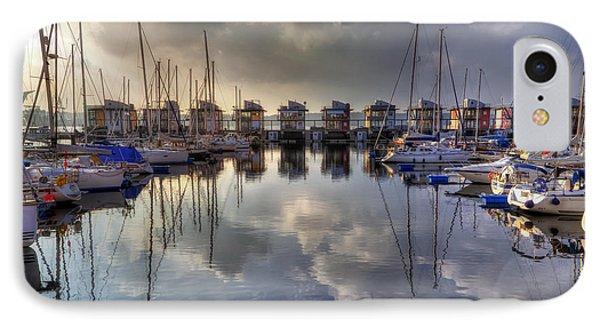 Flensburg - Germany IPhone Case by Joana Kruse