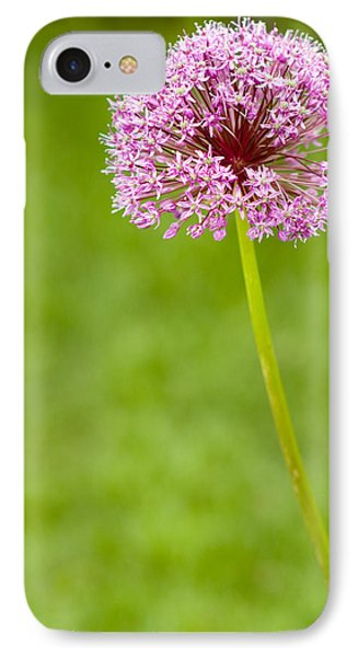 Flower IPhone Case by Sebastian Musial
