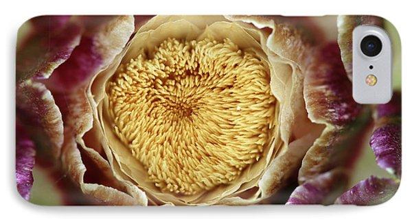 Flowering Houseleek IPhone Case by Michal Boubin
