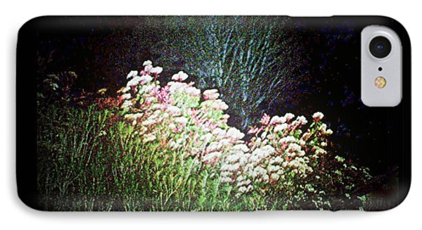 Flowers At Night IPhone Case