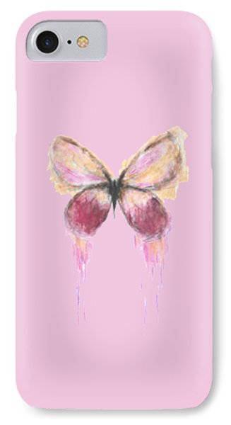 Flutterby  IPhone Case