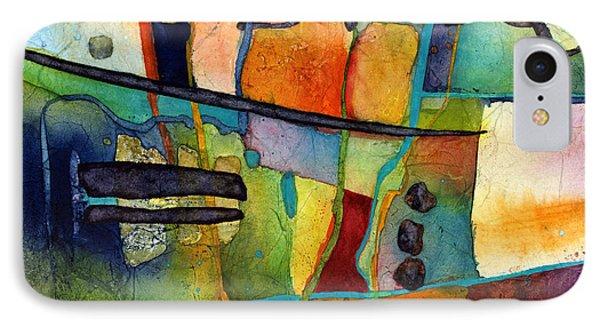 Fluvial  Mosaic IPhone Case by Hailey E Herrera