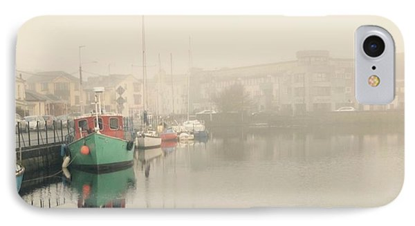 Foggy Galway IPhone Case by Louise Fahy