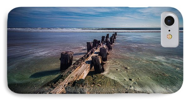 IPhone Case featuring the photograph Folly Beach by RC Pics
