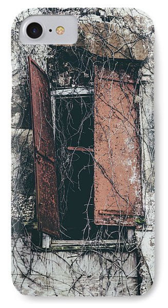 IPhone Case featuring the photograph Forgotten Homestead by Kim Hojnacki