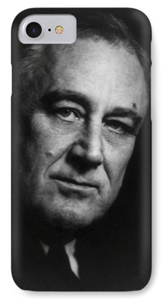 Franklin Roosevelt IPhone Case