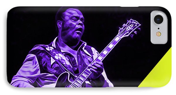 Freddie King Collection IPhone Case by Marvin Blaine