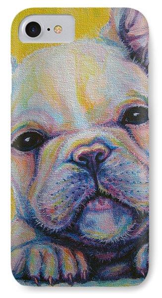 French Bulldog Phone Case by Jack No War