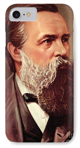 Friedrich Engels IPhone Case