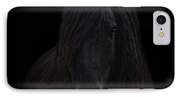 Frisian Stallion IPhone Case by Joachim G Pinkawa