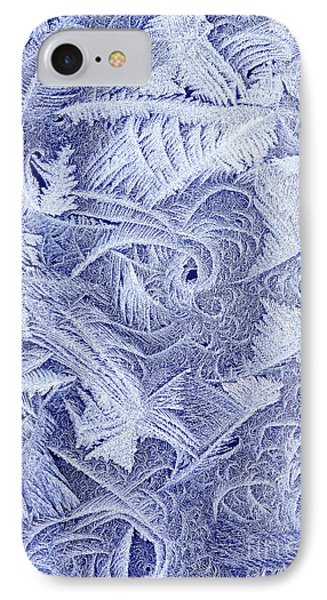Frosty Window IPhone Case