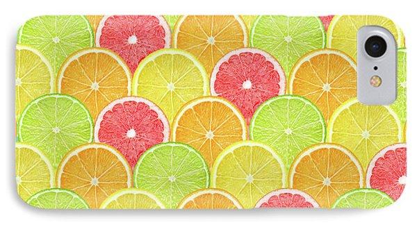 Fresh Fruit  IPhone 7 Case by Mark Ashkenazi
