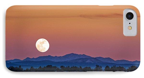 Full Moon IPhone Case by Elena E Giorgi