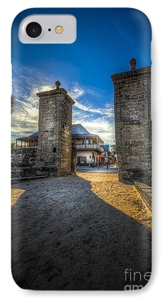 Gate To The City IPhone Case by Marvin Spates