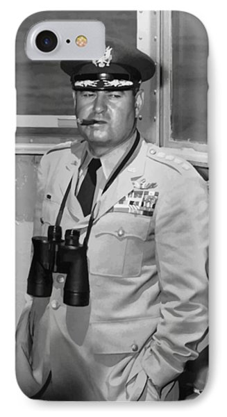 General Curtis Lemay Phone Case by War Is Hell Store