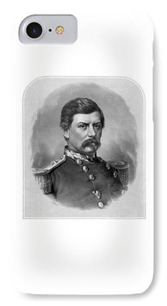 General George Mcclellan IPhone Case
