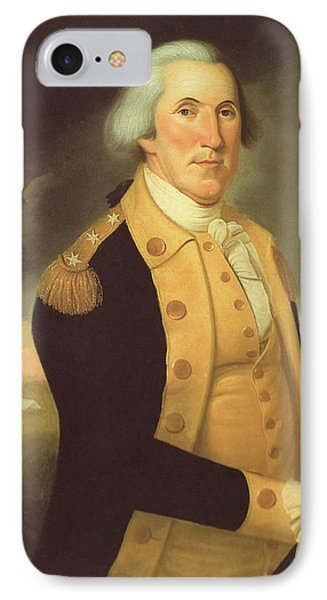 General George Washington IPhone Case by War Is Hell Store
