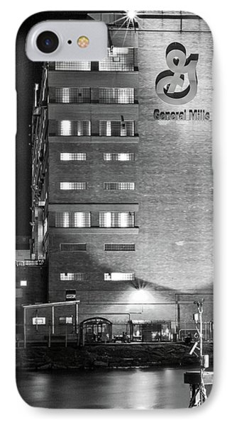 IPhone Case featuring the photograph General Mills by Don Nieman