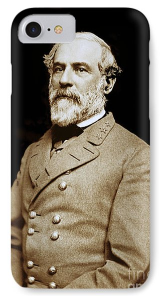 General Robert E Lee - Csa IPhone Case