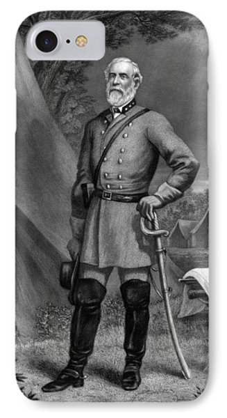 General Robert E. Lee Phone Case by War Is Hell Store