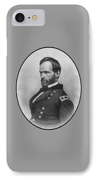 General Sherman IPhone Case by War Is Hell Store