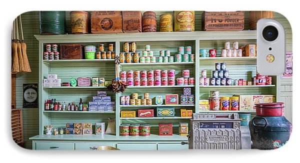 General Store IPhone Case by Inge Johnsson