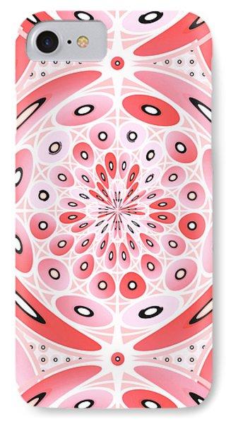 Geometric Harmony IPhone Case