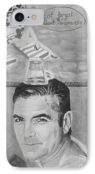 George Clooney IPhone Case