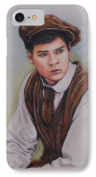 Gilbert Blythe / Jonathan Crombie IPhone Case