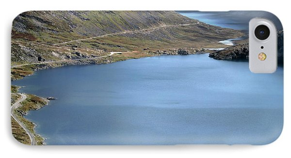 Glacial Lake IPhone Case by Jim Hill